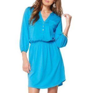 Lilly Pulitzer Beckett Shirt Dress Resort Wear S